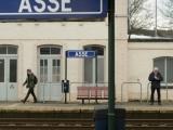 Station Asse © David Legrève